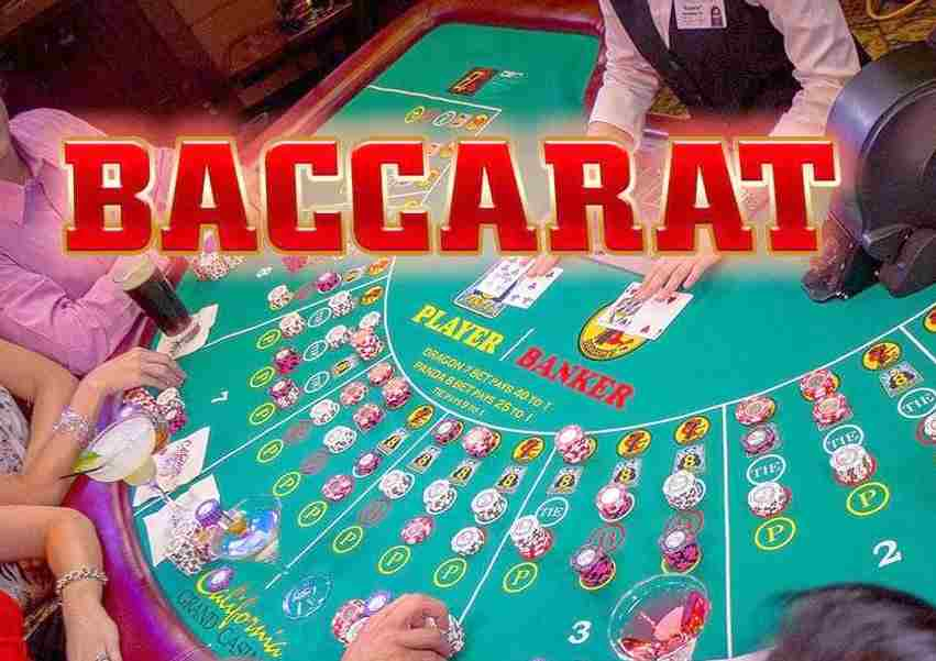 Baccarat odds and basic terms